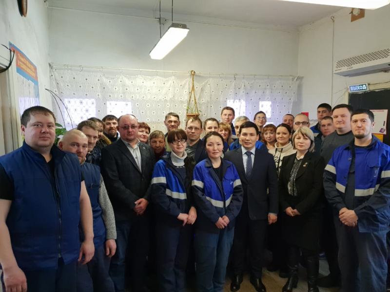 В Якутии обсудили вопросы развития Нижнеколымской нефтебазы
