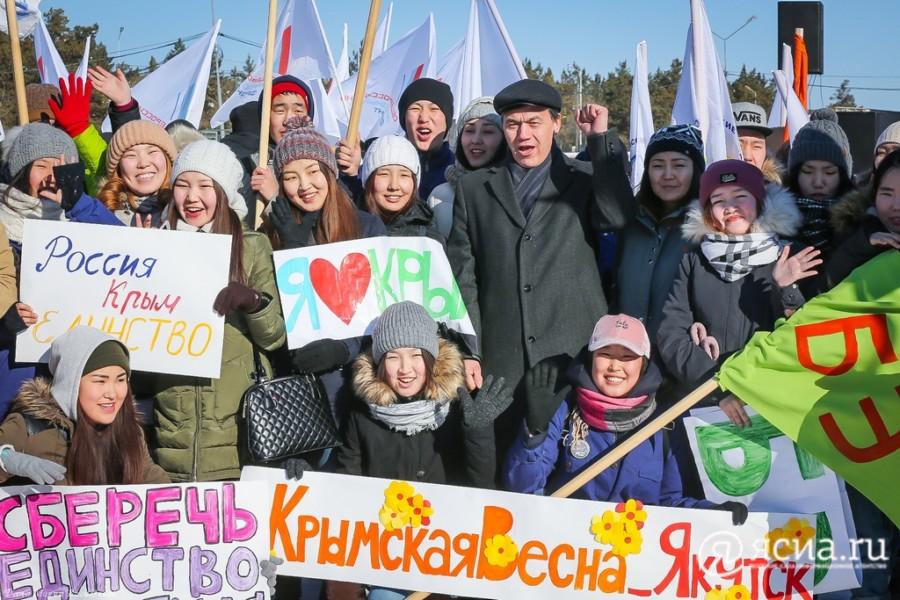 Пять фактов о связи Якутии и Крыма