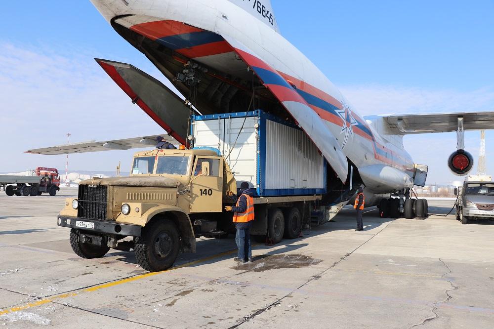 Новые технологии прогнозирования чрезвычайных ситуаций будут использовать в Якутии