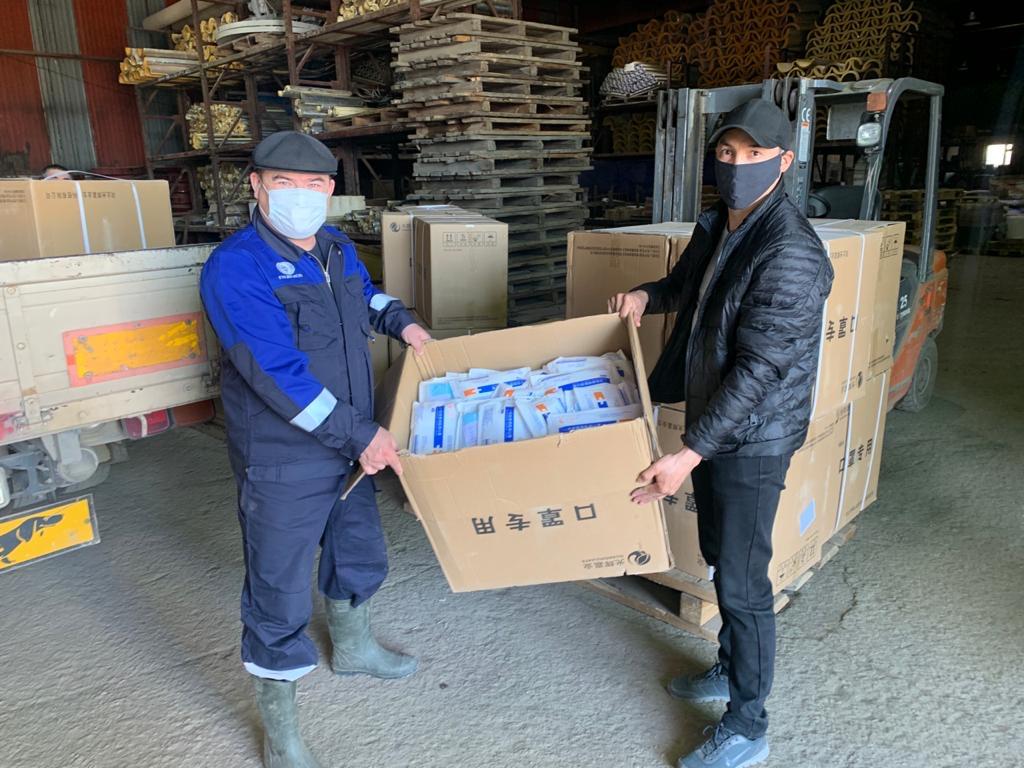 В филиалы ГУП «ЖКХ РС (Я)» дополнительно направят 100 тысяч масок