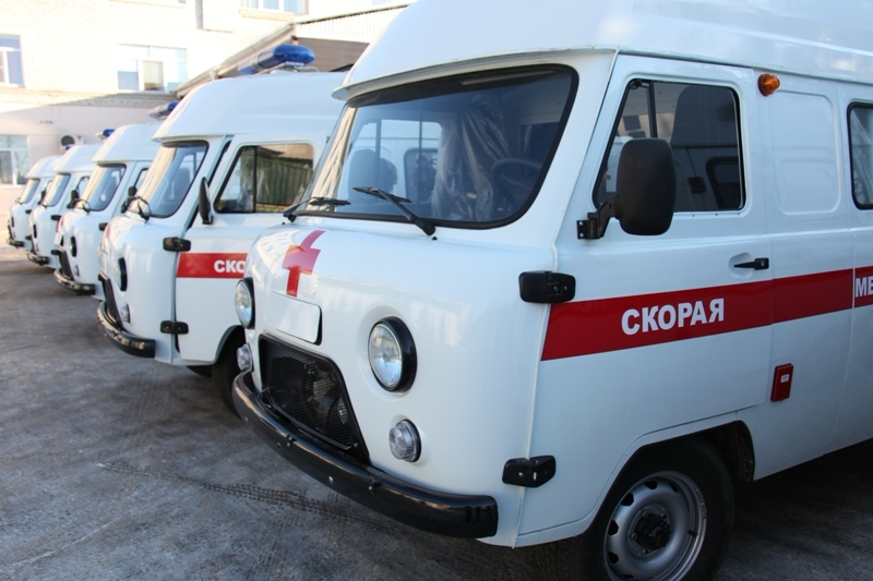 Якутия получит 11 новых автомобилей скорой помощи