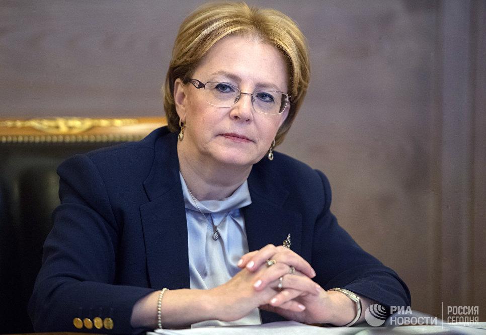 Скворцова назвала сроки пика и спада эпидемии коронавируса