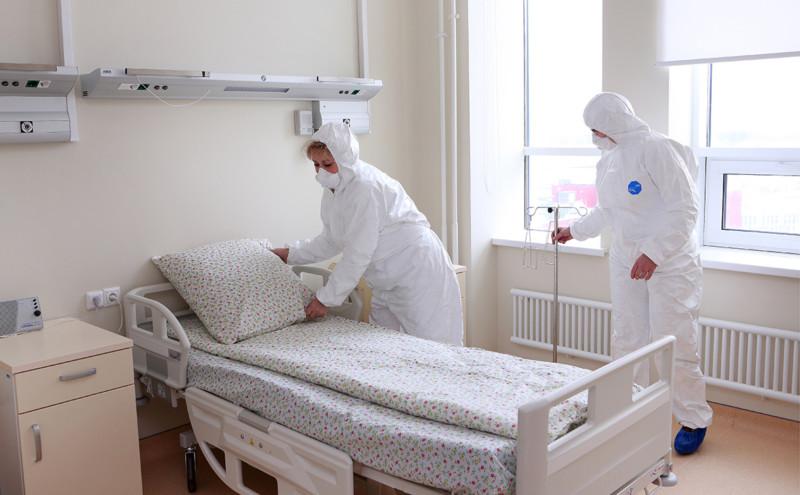 В Якутске на базе общежития СВФУ открыли дополнительный инфекционный стационар