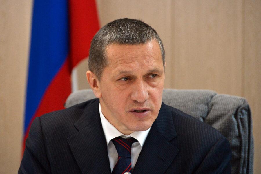 Юрий Трутнев провёл первое заседание Оргкомитета по подготовке и обеспечению председательства РФ в Арктическом совете
