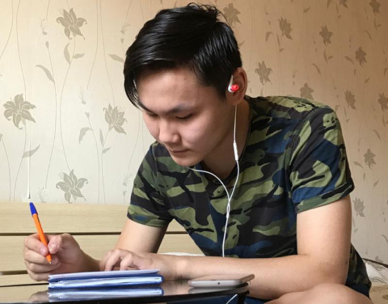 Пробный ОГЭ дистанционно провели в Якутской кадетской школе-интернат