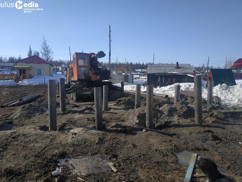 В селе Кыстатыам Жиганского района построят школу и водоочистную станцию