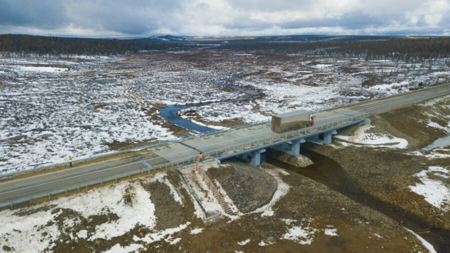 На ремонт и строительство федеральных трасс потратят 552 млрд рублей из бюджета
