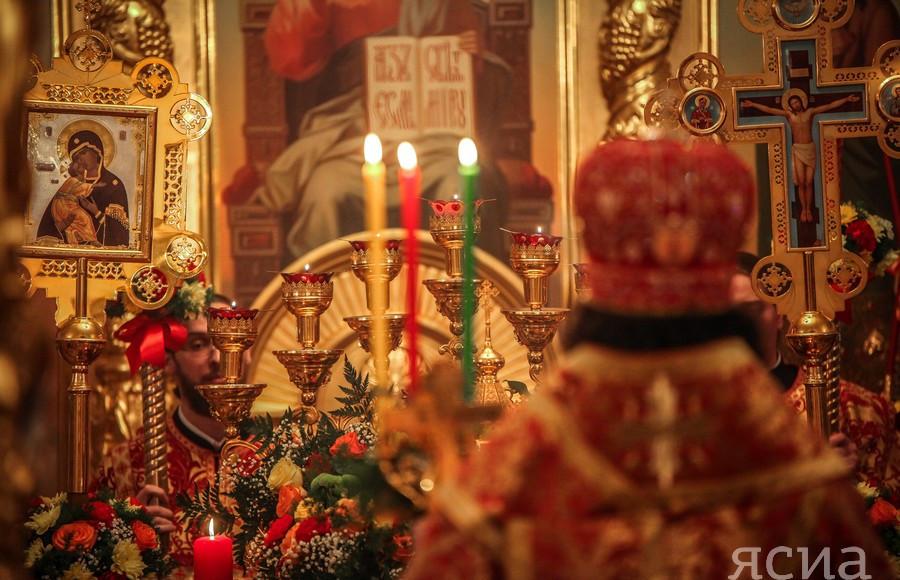 Пасхальные богослужения в Якутии покажут в соцсетях и по телевидению