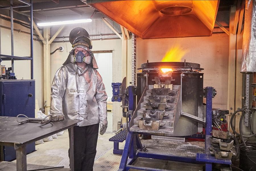 Рудник Гросс в Якутии произвел более 8 тонн золота в 2019 году
