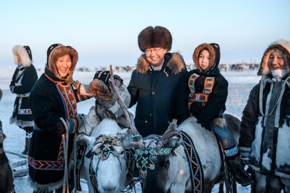 Айсен Николаев определил основные направления госполитики Якутии в Арктической зоне