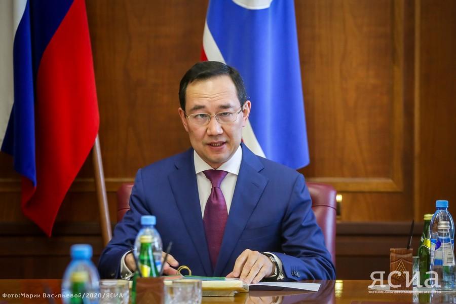 Глава Якутии перенаправил средства с дорогостоящих строек на борьбу с коронавирусом