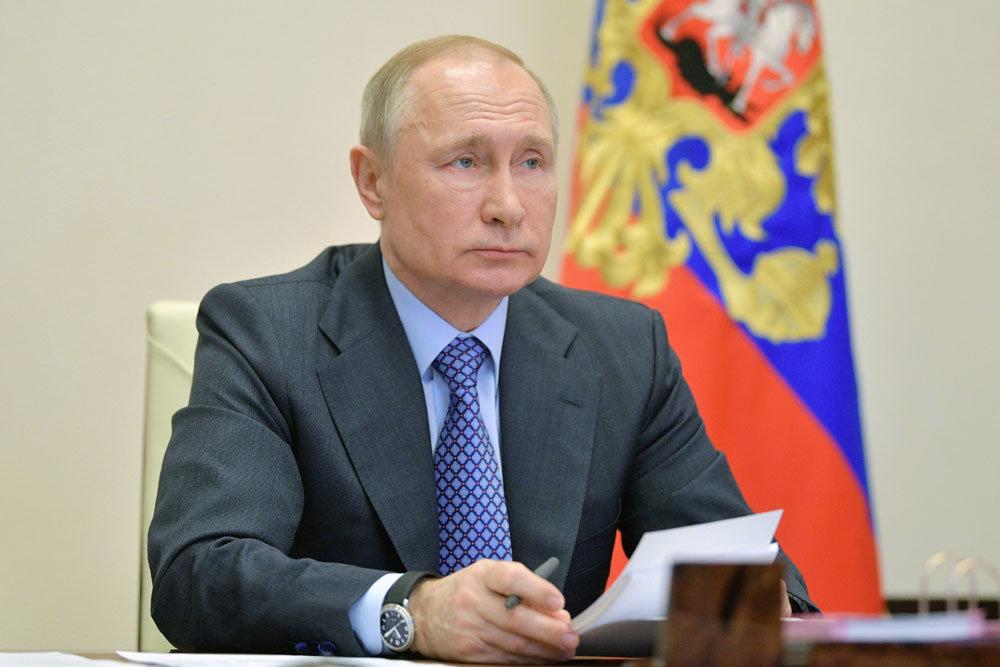 Владимир Путин подписал указ о внесении поправок в Конституцию