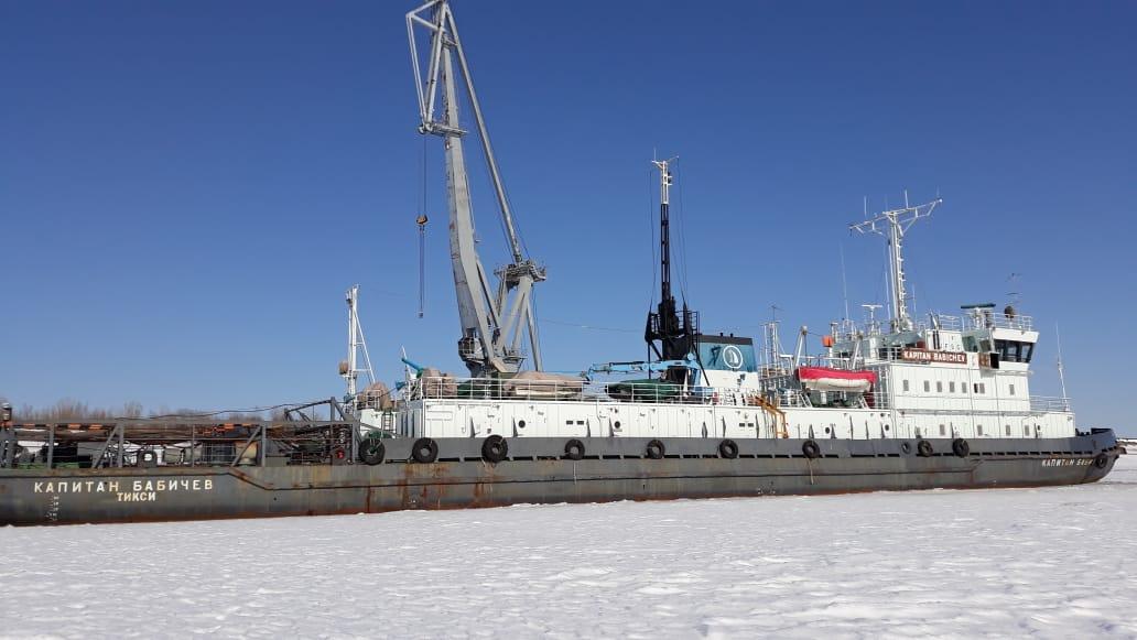 В Якутии подготовили ледоколы для разрушения заторов