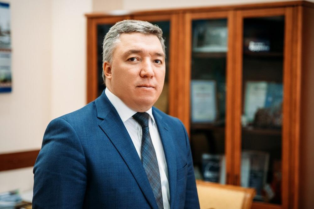 Денис Белозеров поздравил сельхозакадемию с изменением статуса