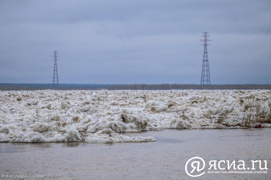 Свыше 98,6 млн рублей на паводок предусмотрели в Якутии в этом году
