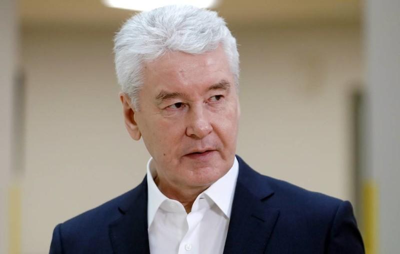Собянин: Москва находится в самой высокой группе риска по коронавирусу среди регионов РФ