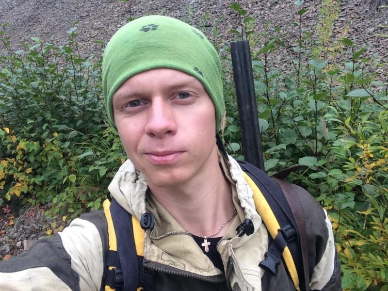 Илья Овчинников: Профессия геолога – это свобода
