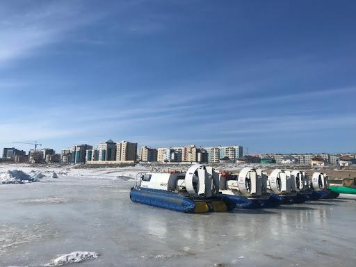 С 20 апреля приостанавливается перевозка пассажиров судами на воздушной подушке