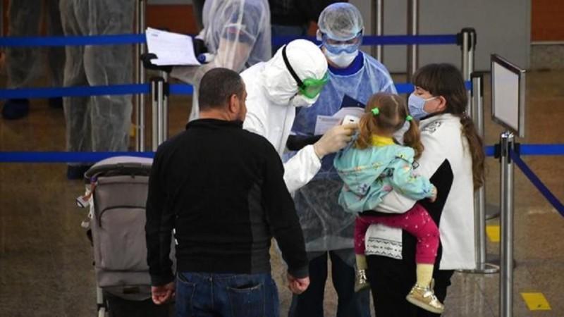 Минкомсвязь: Около 5 тысяч россиян планируется вернуть из-за рубежа в ближайшие дни