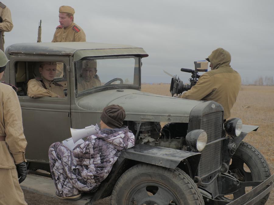 Онлайн-интервью. Режиссер экранизации повести «Егор Чээрин» о долгожданном фильме