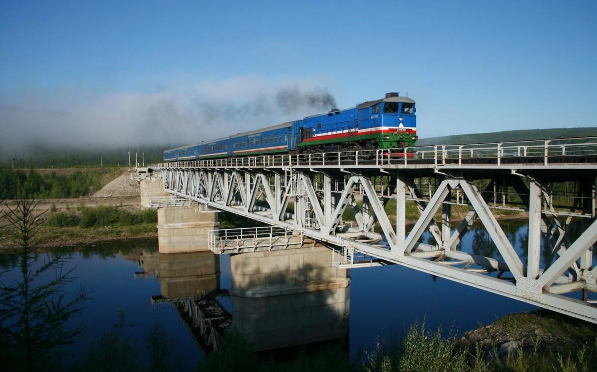 Василий Шимохин: Железные дороги дают импульс развитию Якутии