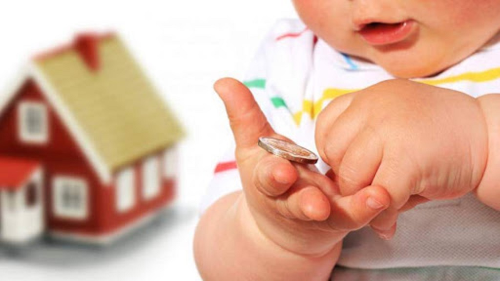 Президентские выплаты семьи с детьми могут оформить до 1 октября текущего года
