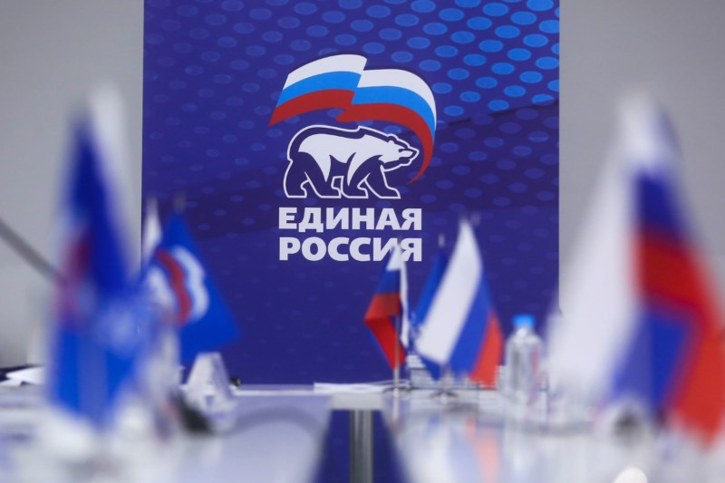 """В """"Единой России"""" заявили, что решений по распределению мандатов еще нет"""