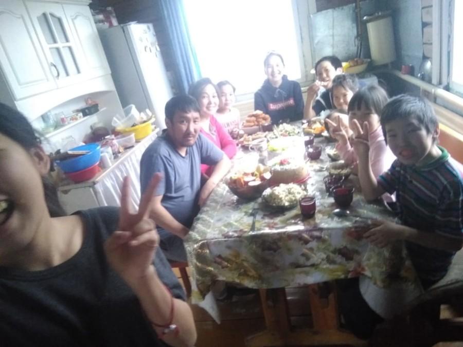 Жизнь многодетной семьи Акимовых в условиях пандемии