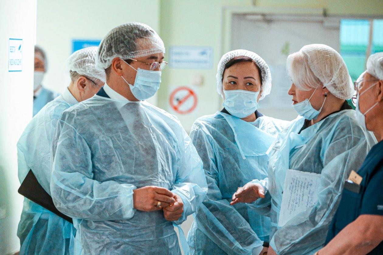 Глава Якутии: Нам удалось не допустить взрывного распространения коронавируса