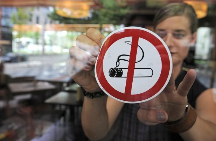 Продажу табачных изделий могут запретить молодым людям, не достигшим 21 года