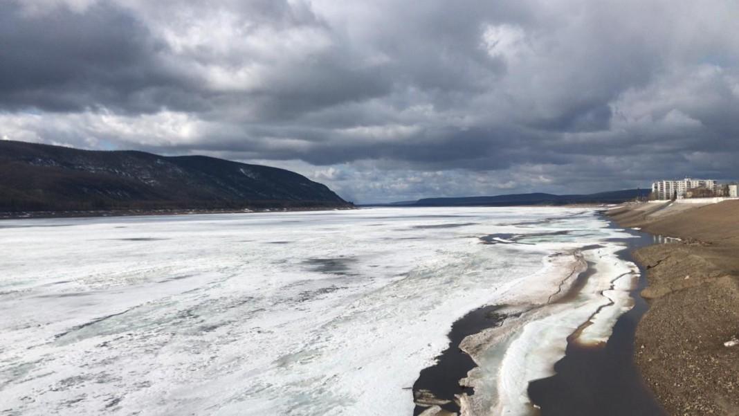 Срок подхода кромки ледохода на реке Лене к территории Якутии – 10-12 мая