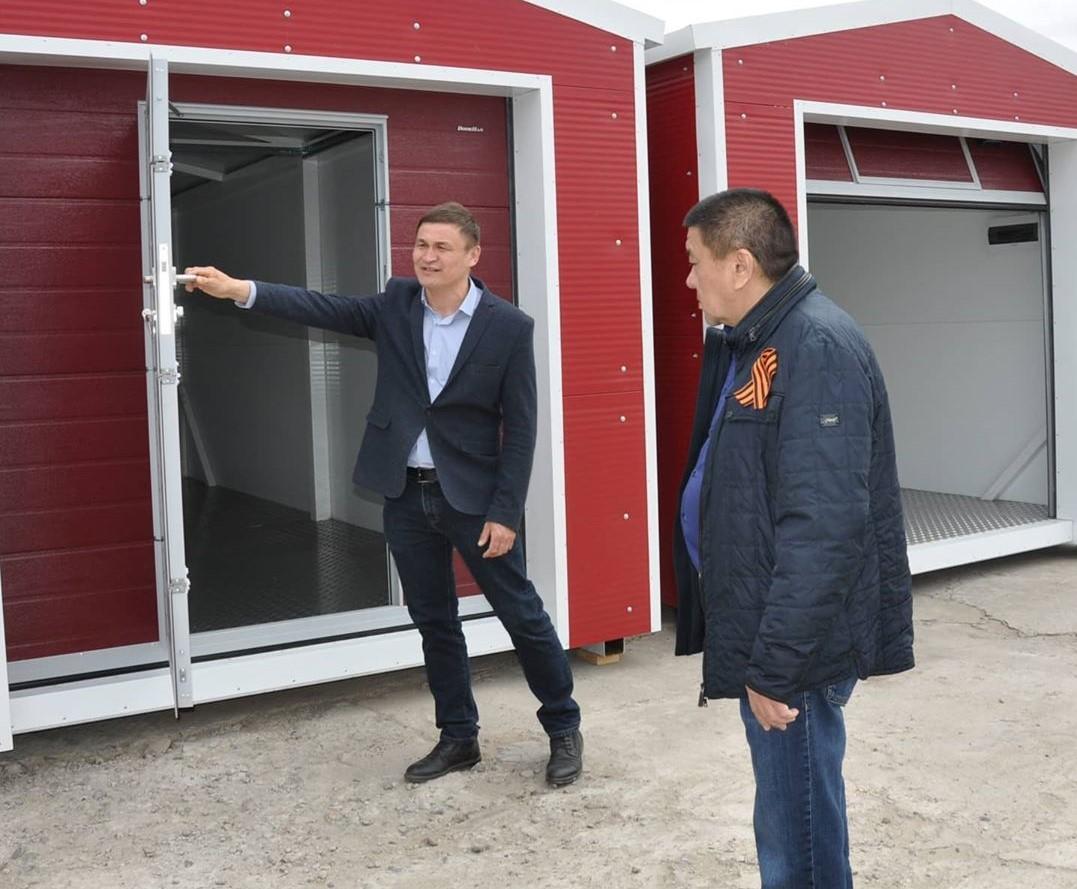 В Ленском районе построили молокоприемные пункты и сэкономили полтора миллиона рублей