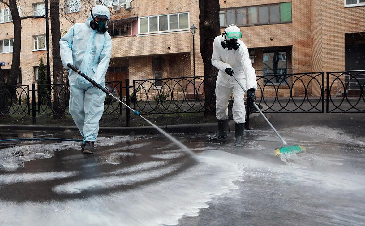 О важности проведения тотальной дезинфекции в Якутске