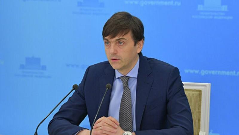 Кравцов рассказал о ситуации с коронавирусом среди школьников