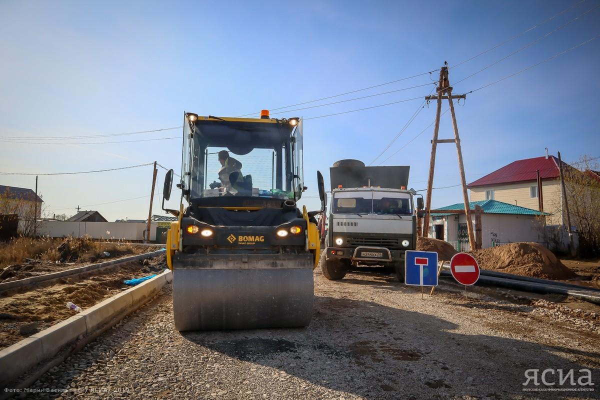 Алексей Лаптев: Строительство дорог находится на особом контроле руководства Якутии