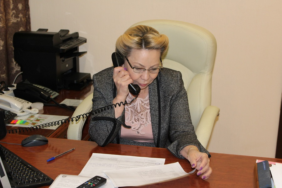 Галина Данчикова: Нужно вносить изменения в трудовое законодательство