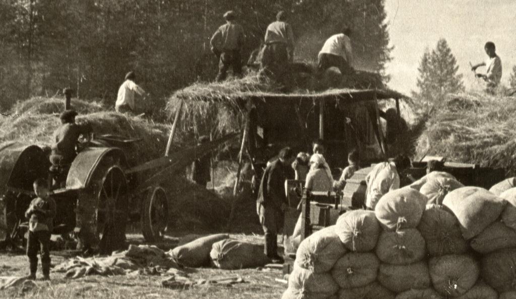 Илья Винокуров спас якутских колхозников. Из истории военных лет в республике
