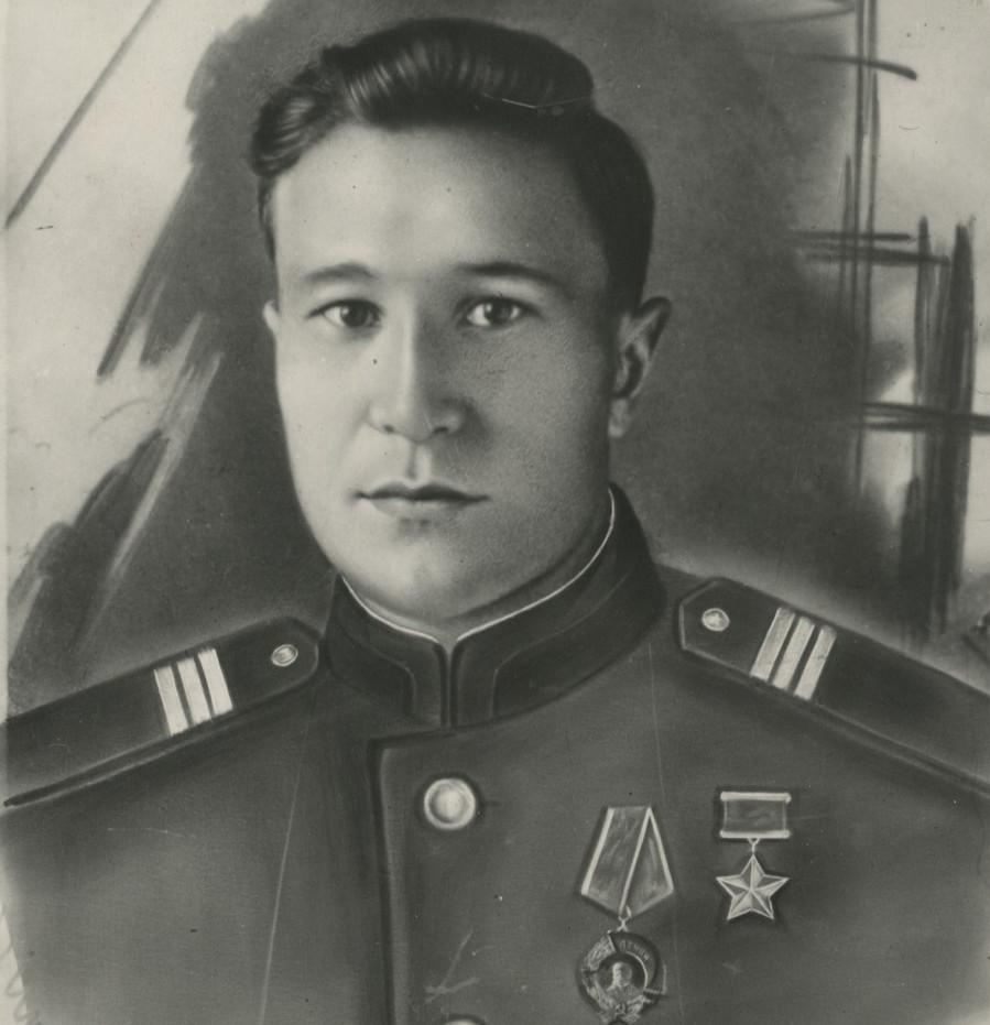 В сети опубликовано единственное сохранившееся письмо Героя Советского Союза Владимира Лонгинова