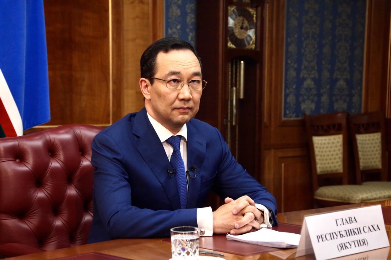 Айсен Николаев: У якутян появилась возможность восполнить дефицит кадров в строительстве