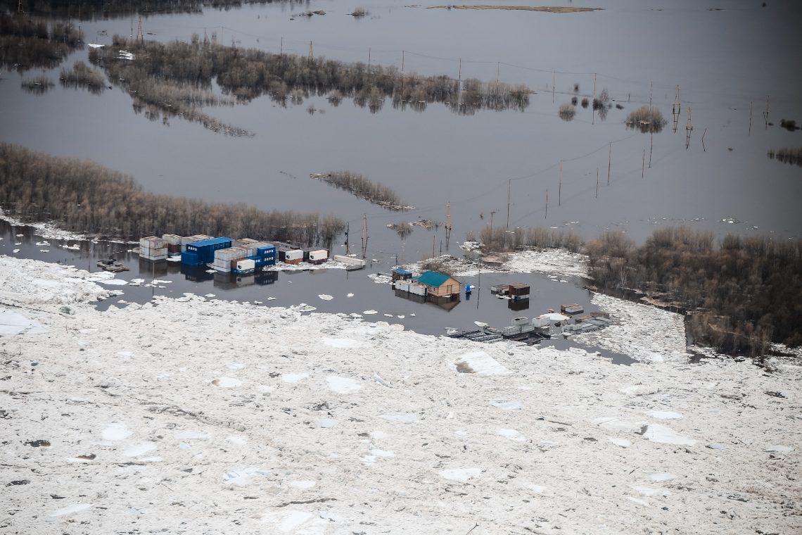 Выплачивать компенсации пострадавшим от паводка в Якутии начнут на этой неделе