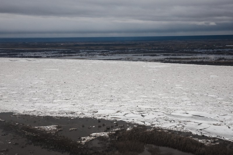 В Хангаласском районе Якутии объявлен режим повышенной готовности