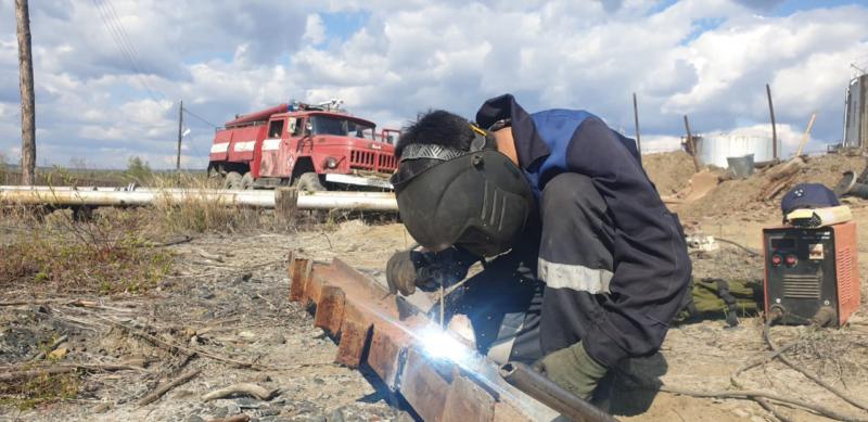 Батагайская нефтебаза готовится к навигации