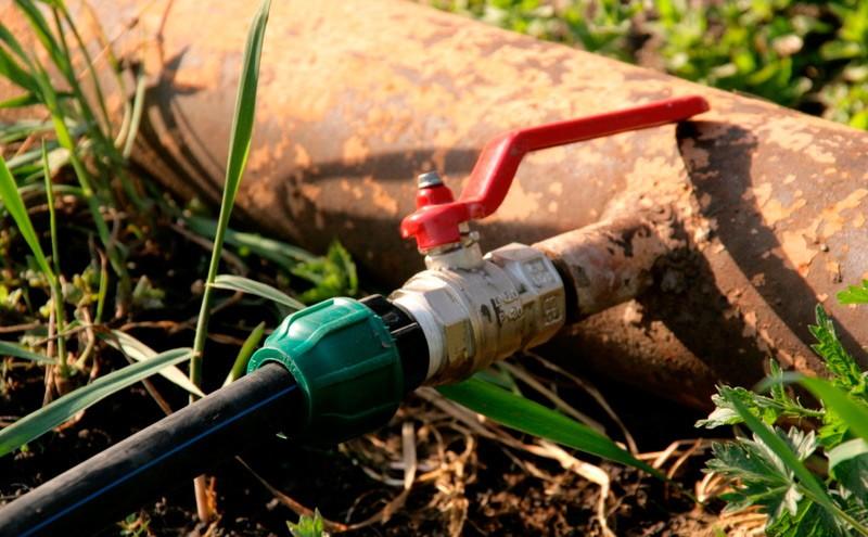 Водоканал разъясняет, как можно подключить летний водопровод