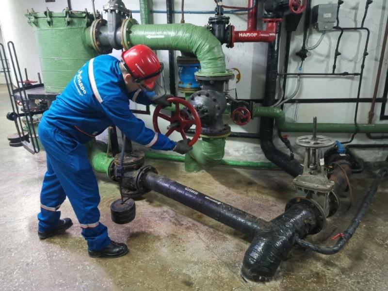 На Каскаде Вилюйских ГЭС начался капитальный ремонт гидроагрегата