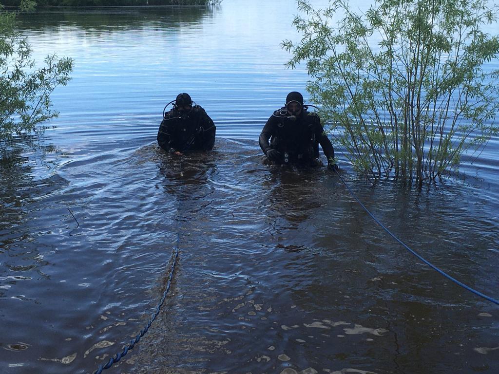Якутские водолазы прошли тренировочные сборы