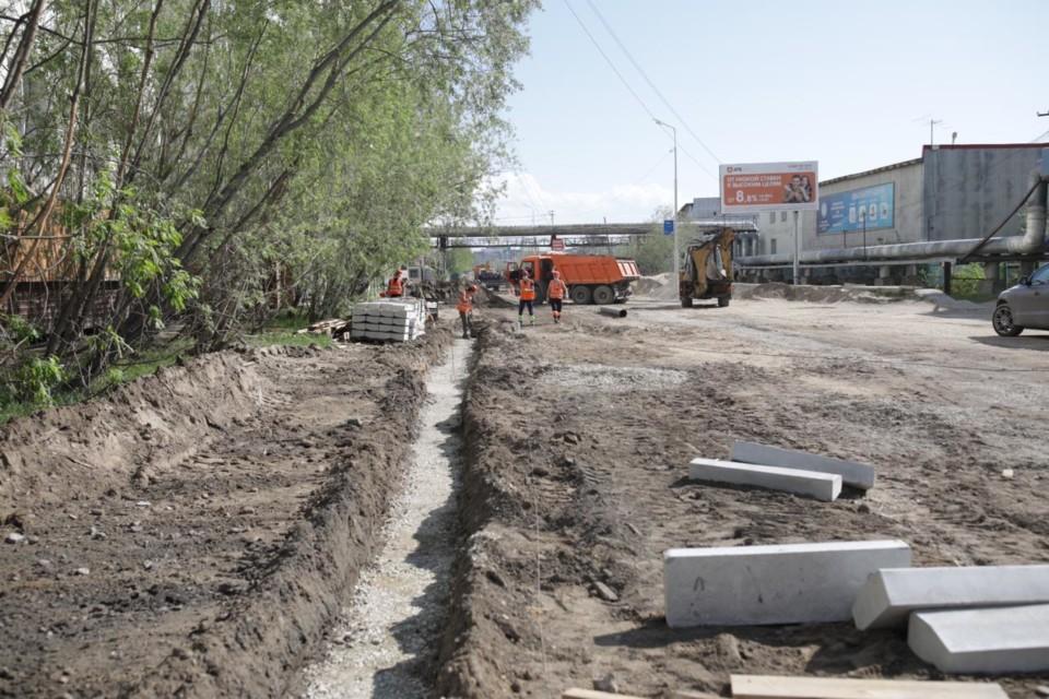 """В Якутске по нацпроекту """"БКАД"""" ремонтируют дороги"""