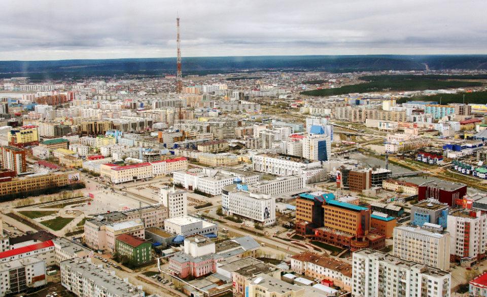Погода на выходные в Якутске. Переменная облачность и небольшие осадки