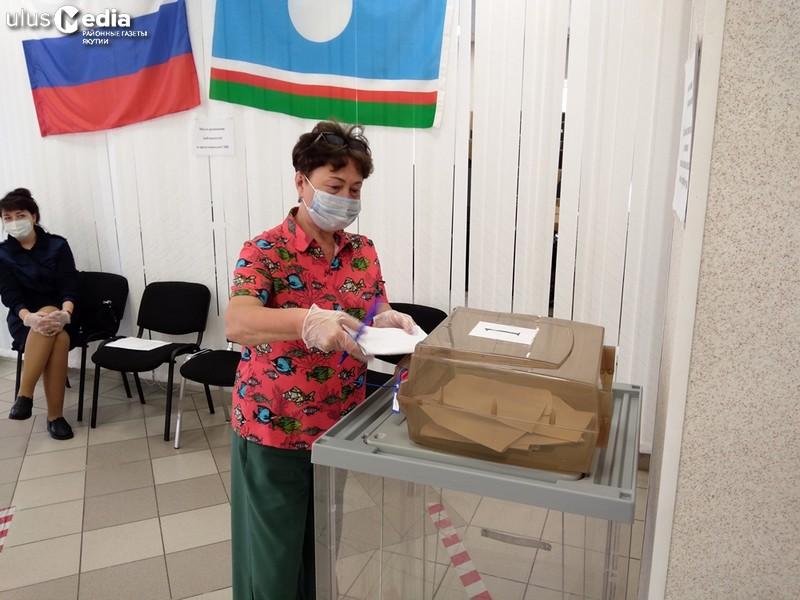 Алданцы участвуют во Общероссийском голосовании