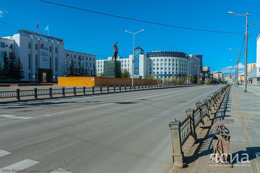 Индекс самоизоляции в Якутске на выходных был одним из лучших в стране