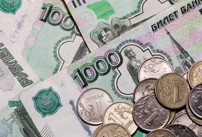 У какой границы остановится укрепление рубля